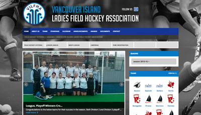 Vancouver Island Ladies Field Hockey Association